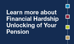 Financial Hardship Unlocking - Resources